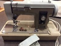 New Home / Janome semi industrial sewing machine 535