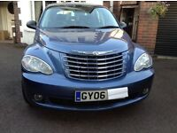 Chrysler PT Cruiser Touring L 2006 May 06 Petrol 2.4 5Door Hatch