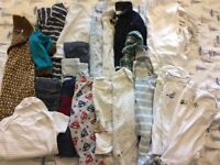 Baby Boy Clothes Bundle in size 0-3 months