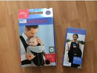 Baby carrier and cover - MINT CONDITION