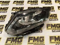2015 2016 NISSAN X-TRAIL X TRAIL NEW SHAPE PASSENGER SIDE FULL LED HEADLIGHT LEFT N/S