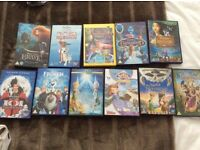 Disney DVD selection