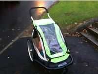croozer kid for 1 type buggy stroller running buggy pushchair bike trailer