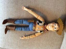 Woody figure Toy story Disney 1995