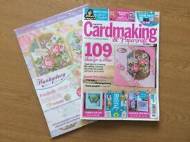 Cardmaking & Papercraft magazine issue 184