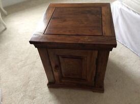 Quality wooden side cupboard