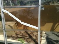 Greenhouse for sale -purchaser need to dismantle it