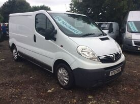 2007 VAUXHALL VIVARO *NEW SHAPE* LOW MILES FULLY PLY LINED YEARS MOT EXCELLENT CONDITION GOOD SEATS