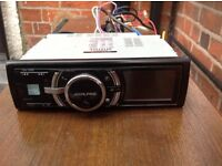 Alpine IDA-301 Car Stereo