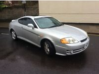 Hyundai Coupe 2.0cc 52 Reg AUTOMATIC Full Black Leather