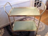 Vintage Hostess Trolley