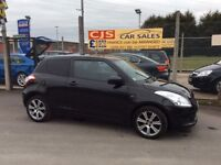 Suzuki swift 1.3 petrol 2013 new model one owner 50000 fsh ful year mot fullyserviced mint we car px