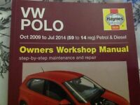 Vw polo workshop manual