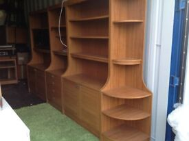 Classic Display units very versatile can be seperated in fit nicely anywhere in your home