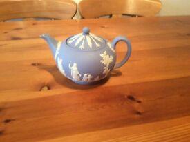 Wedgwood Jasperware Teapot