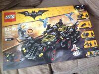 Lego ultimate batmobile 70917