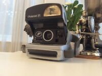 POLAROID P 600 Instant Camera Fully Working Retro Vintage 90's Film Photos