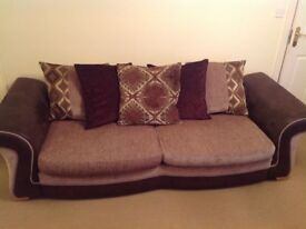 4 seater sofa - excellent condition