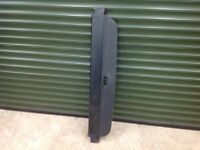 BMW X5 Parcel Shelf Boot Load Cover E70 2007-2014 M Sport or SE Good Condition in black