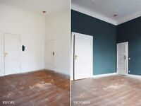 07490816384 painting and decorating and handyman services