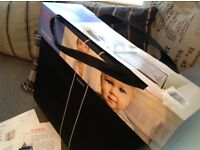 TRAVEL COT BABYBJORN BRAND NEW AGE 0-3 YEARS OLD EXCELLENT!!!!!!!!
