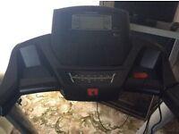 Roger Black motorised treadmill.