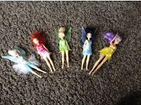 Disney Tinker Belle and Fairy Friends Set