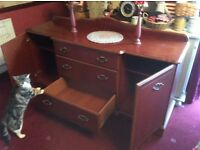 Beautiful sideboard as new condition