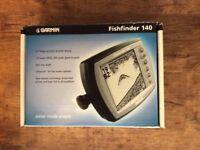 Garmin 140 fishfinder
