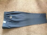 Men's Blue trousers from BHS BNWT