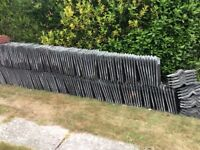 Free Second Hand Roof Tiles - Redland Deltas