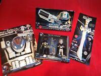 Galaxy Wars like Star Wars toys bundle