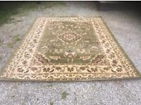 Large floor rug 12 foot by 8foot!