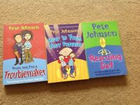 Pete Johnson books