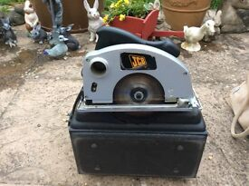 JCB circular saw