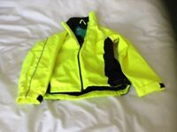 Kids Hi-Vis jacket. Age 5-6