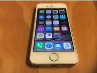 Apple iPhone 5s unlocked very good condition 16gb