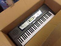YamahaEZ200 keyboard&stand.