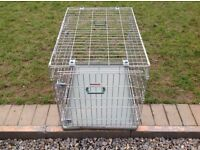 Dog cage, fold flat type. Suit springer, collie. Bull terrier