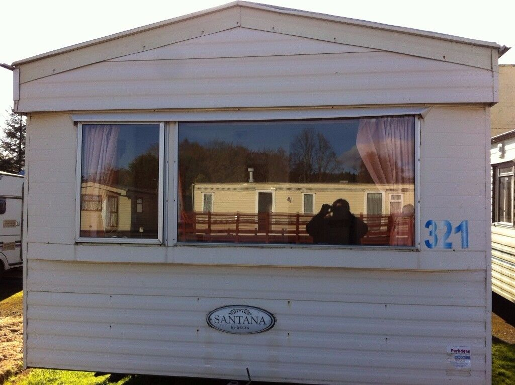 Delta Santana FREE UK DELIVERY 2 bedrooms pitched roof over 150 offsite static caravans for sale