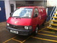 Toyota Liteace Van. 2l diesel. Very Reliable. MOT. New Clutch. Drive away