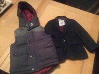 Jacket and Gillette