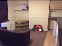 Furnished bed sit, pershore rd,birmingham