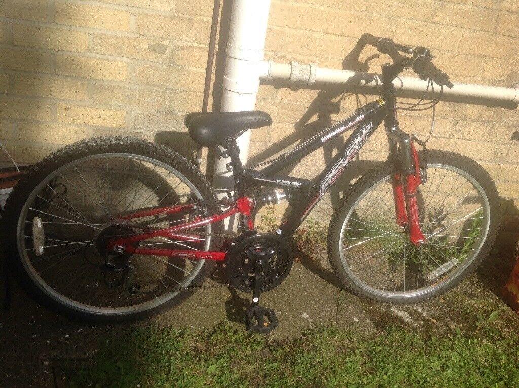 For sale Apollo bike Model FS24, Size 24\