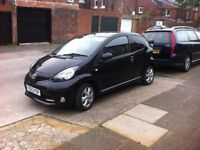 toyota aygo 62 plate cat c repaired in daily use