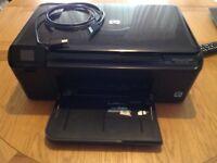 HP Photosmart C4680 printer/photocopier/scanner in excellent condition