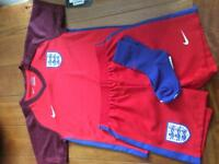Kids Nike England Kits RRP £38 - New With Tags, not fake, various sizes, £20 each!