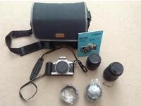 Canon EOS 500 - 35mm camera & accessories