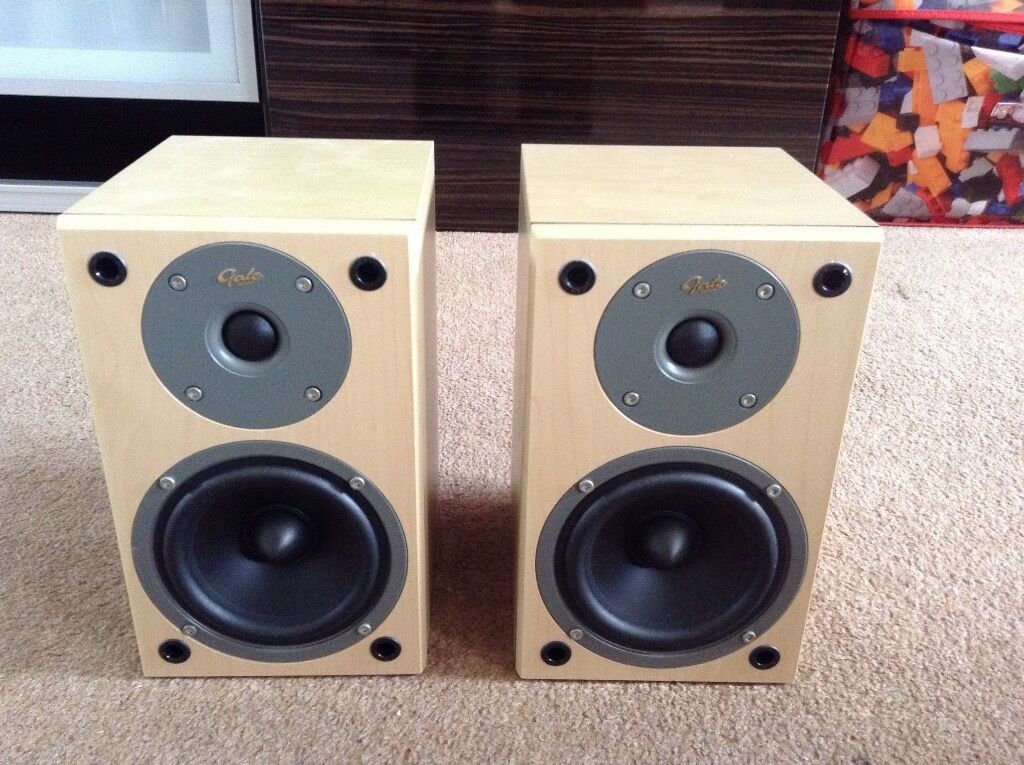Gale 3010S Bookshelf Speakers   in Bletchley