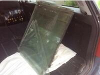 Green house glass and door, free to good home